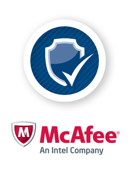 McAfee seal for hyip